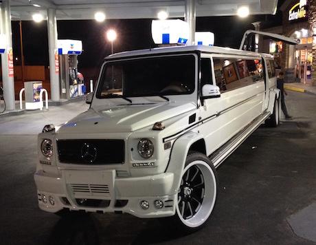Fleet Rolls Royce Limousine