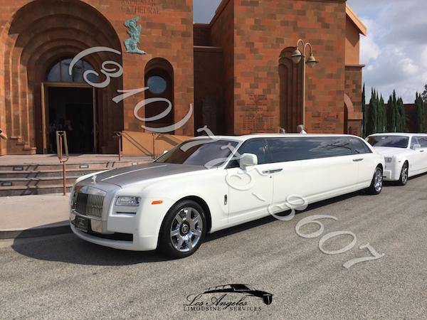 Rolls Royce Ghost Limousine
